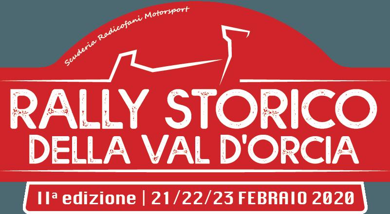 II RALLY Storico della Val D'Orcia 2020 21/22/23 Febbraio 2020