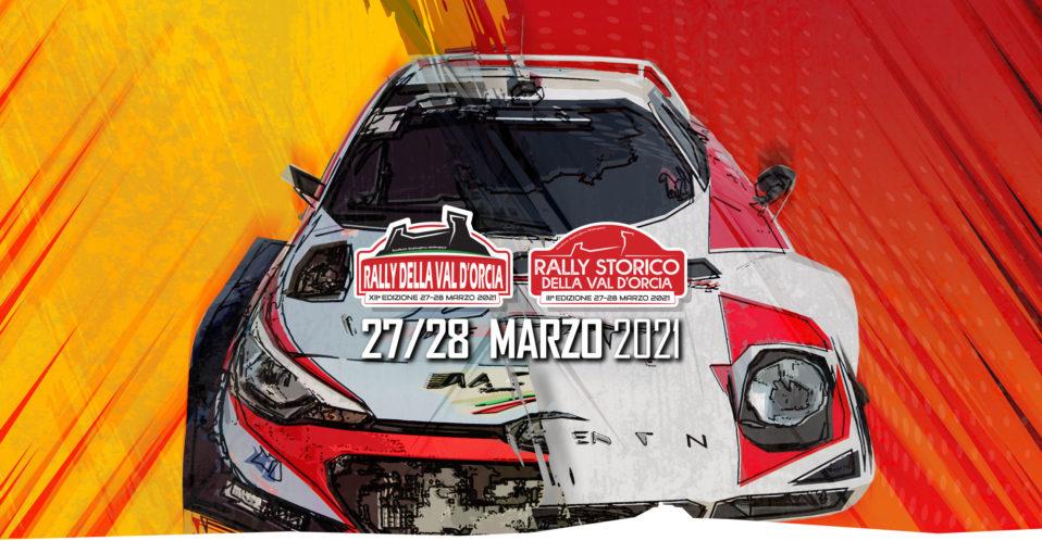 Rally della Val D'Orcia 2021